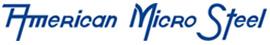 Logotipo American Micro Steel